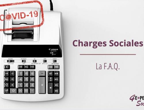 COVID-19 : la F.A.Q. spéciale charges sociales